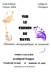 "Spectacle ""Sur le chemin de Ravel"""