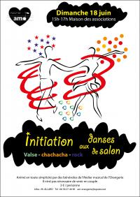 Initiation aux danses de salon